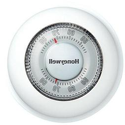 Honeywell Home/Bldg Center T87K1007 Round Heat Only Thermost