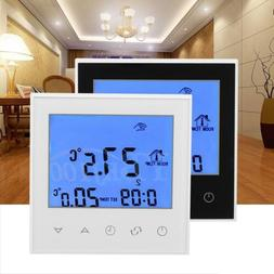 Home Digital Heating Programmable Thermostat Temperature Con