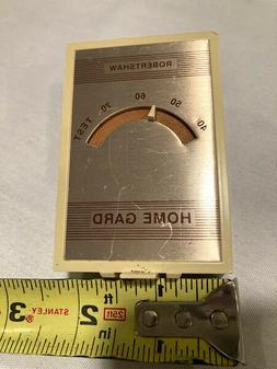 ROBERTSHAW HOME GUARD HG10-1041 / HG101041 LOW TEMP SIGNAL T