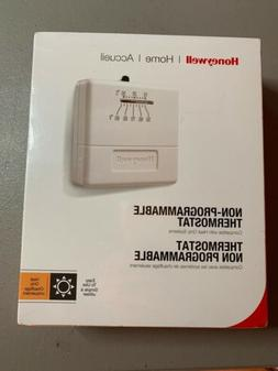Honeywell Home Non-Programmable Thermostat CT30A