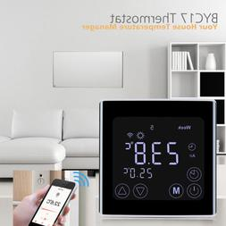 home office lcd wifi remote control touch
