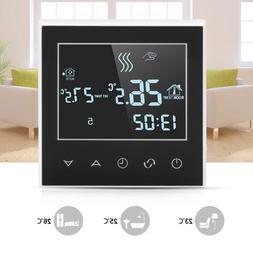 Home Programmable Smart Wifi Wireless Digital Thermostat LCD