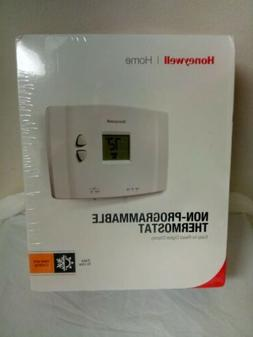 Honeywell/Home RTH111B Non-Programmable Thermostat Sealed