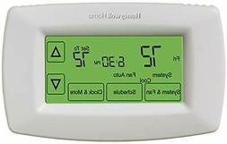 home rth7600d 7 day programmable touchscreen thermostat