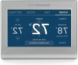 Honeywell Home RTH9585WF1006 Wi-Fi Smart Color Thermostat, 7