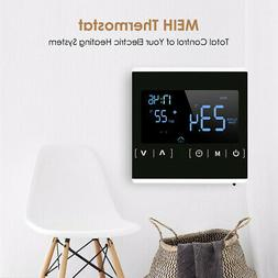 Home Smart Programmable Thermostat for Electric Floor Heatin