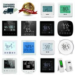 home smart wifi programmable thermostat digital temp