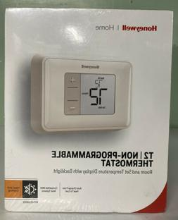 Honeywell Home T2 Non-Programmable Thermostat RTH5160D.  New