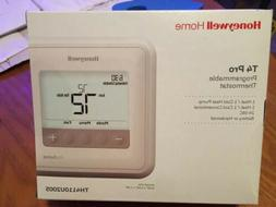 HONEYWELL HOME T4 Pro Programmable Thermostat #TH411OU2005 C