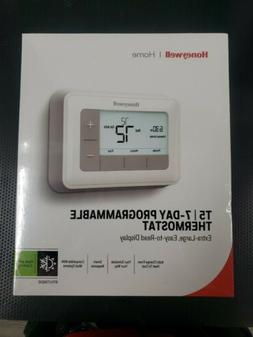 HONEYWELL HOME T5 7-DAY PROGRAMMABLE THERMOSTAT RTH7560E BRA