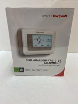 Honeywell Home T5 7-Day Programmable Thermostat RTH7560E NEW