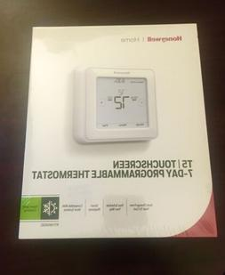 Honeywell   Home / T5 Touchscreen 7 Day Programmable Thermos