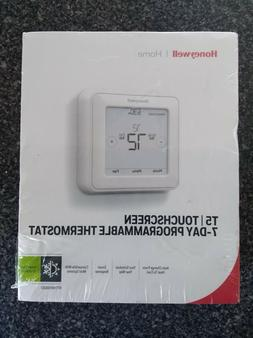 HONEYWELL HOME T5  TOUCHSCREEN 7-DAY PROGRAMMABLE THERMOSTAT