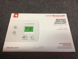 Honeywell Home TH3110D1008 PRO3000 Non-Programmable Digital