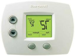 Honeywell Home TH5110D1022 FocusPRO 5000 Premier White Heati