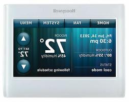Honeywell Home TH9320WF5003 Wi-Fi 9000 Color Touchscreen - P