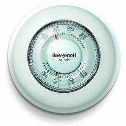 Honeywell Home The Round Heat Only Manual Thermostat