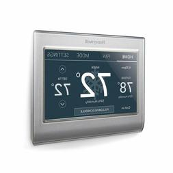 Honeywell Home Wi-Fi Smart Color Programmable Thermostat, Cu