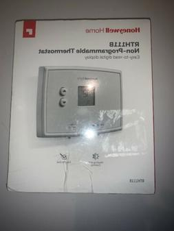 Honeywell Digital Non Programmable Thermostat Heating Coolin