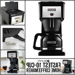 Household Coffee Maker 10 Cup Velocity Brewer Machine Home U