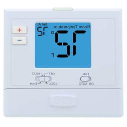 PRO1 IAQ T721 Non Programmable Thermostat, 2 Stages, 18 to 3