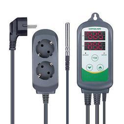 EU PLUG Inkbird ITC-308 Temperature Controller Digital Progr