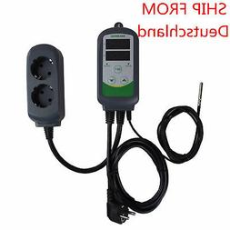 Inkbird ITC308 Temperature Controller Termostato Digital Hea