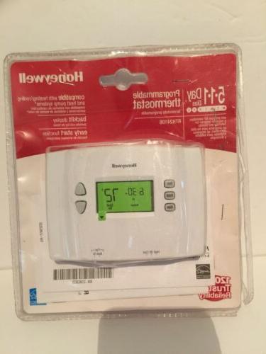 1 day prog thermostat