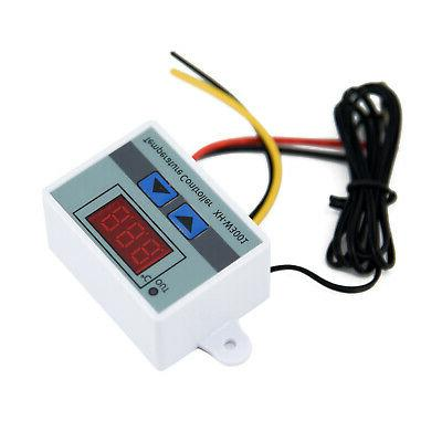 1 LED Temperature Controller Control Switch