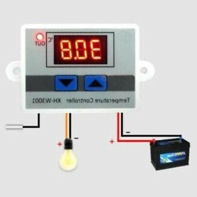 Temperature Thermostat Switch Home
