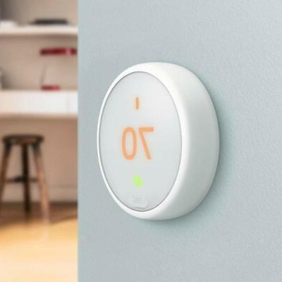 1 - Thermostat Thermostat E - White