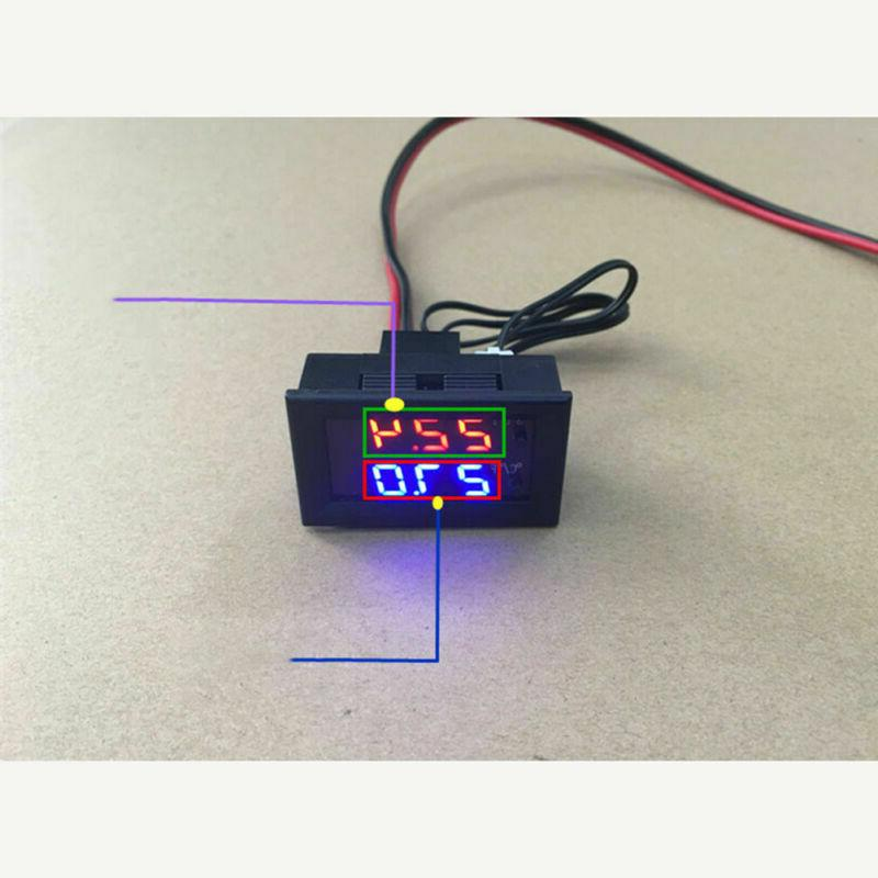 1 12V Temperature Controller For Room
