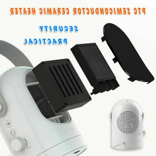 1000W Portable Space For Home Office Thermostat