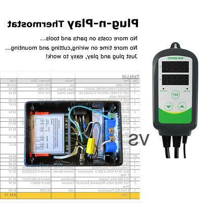 110V Thermostat Brew