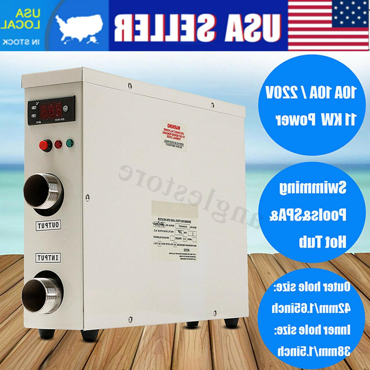 11kw 220v electric water heater thermostat home