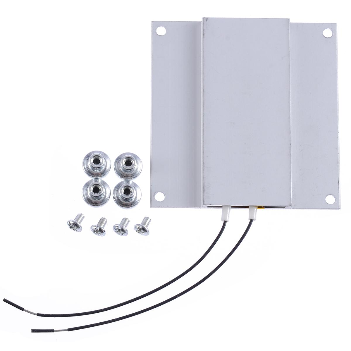 1pc 220V Heating Plate Soldering For TV Backlight Aluminum 68*70mm