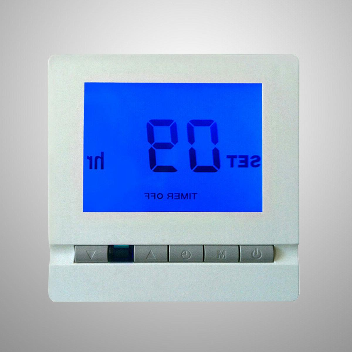 1PC Panel Remote Control Heating Home