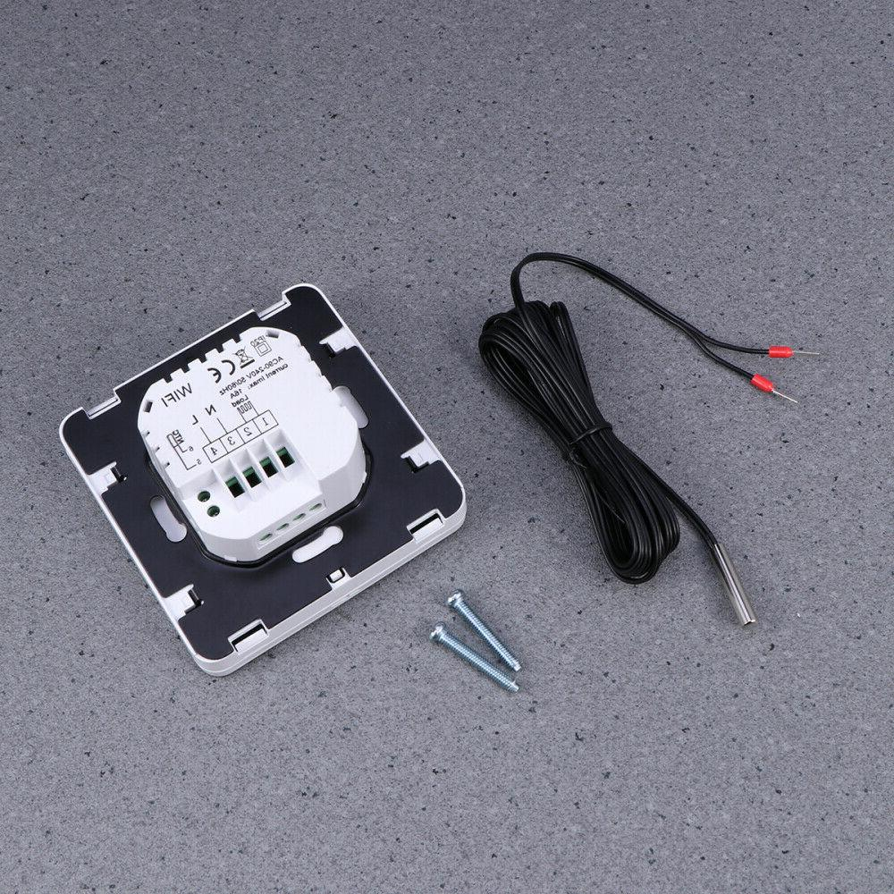 1pc Thermostat 100-240V Heating Appliance
