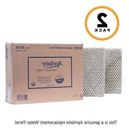 35 water panel for whole home humidifier