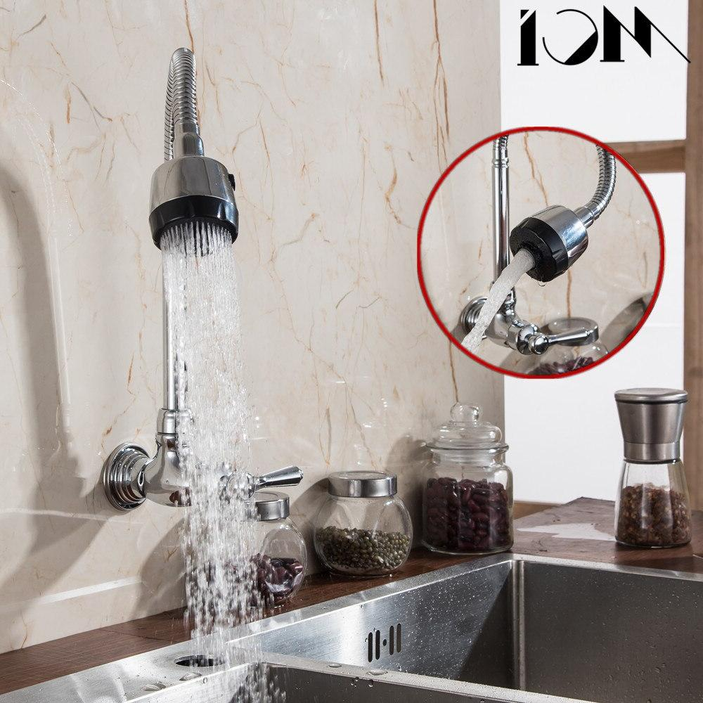 360 Degree Cold Water Chrome Faucet Tap faucet