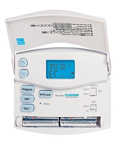 Hunter Digital Programmable Thermostat