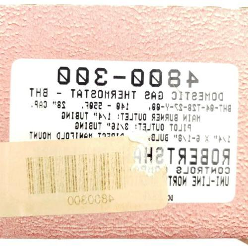 Robertshaw BHT Home Control Thermostat BHT-04-T28-27-Y-00