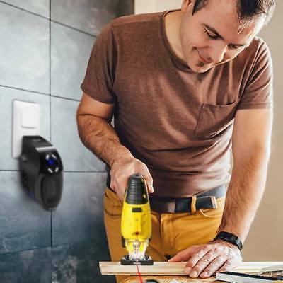 500W Plug-in Mini Portable Durable Home Air Fan Heater
