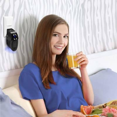 500W Plug-in Space Mini Heater Portable Home Heater