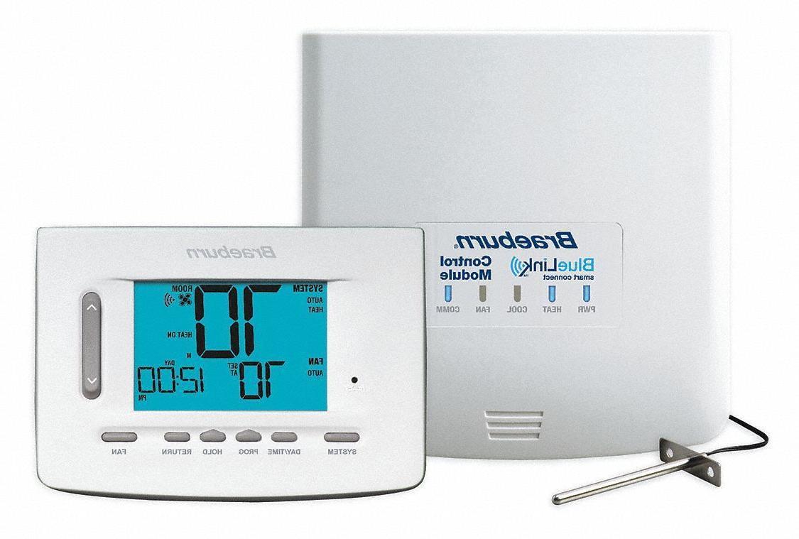 Braeburn Programmable Thermostat Universal Wireless 7500
