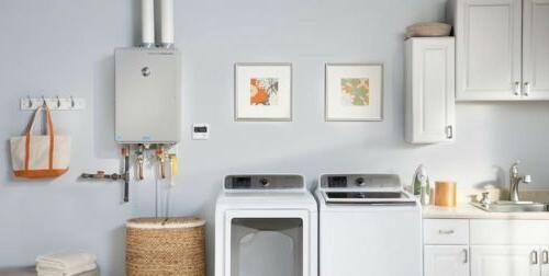 🔥Rheem 9.5GPM Gas Indoor Tankless Water Heater Platinum
