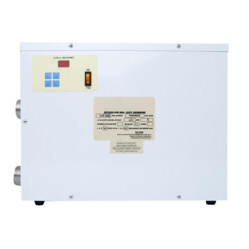 9KW 220V Electric Heater Pool US