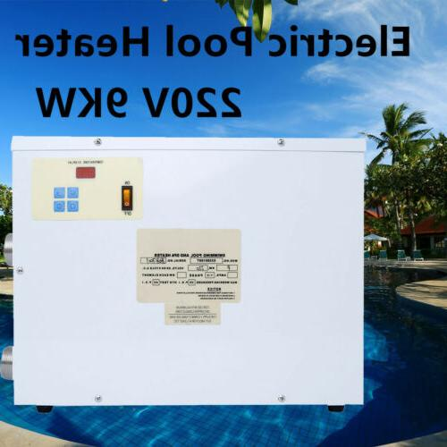 9kw 220v electric water heater thermostat home