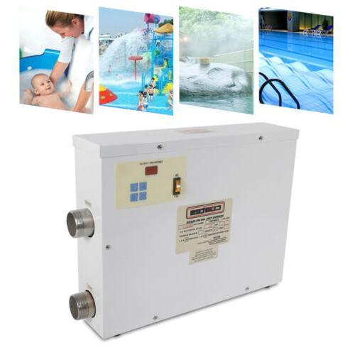9KW Thermostat Pool SPA Tub 220V