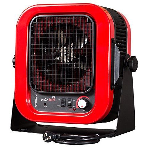 """Cadet RCP402S Space Heater,""""The Hot One"""" Portable with Brack"""